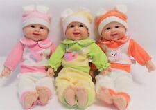 "14"" Real Life Baby Dolls Soft Silicone Vinyl Reborn Lifelike Realistic Newborn U"
