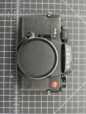 Leica R6.2 SLR 35mm body - film tested - mint and works perfectly. Recent CLA.
