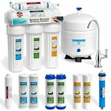 Express Water 5 Stage Home Drinking Reverse Osmosis System New Sealed