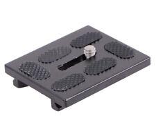 JUSINO Schnellkupplungsplatte Schnellwechselplatte für BS-40 Stativkopf