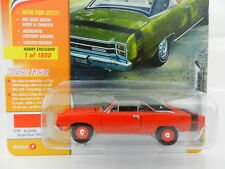 2017 Johnny Lightning *CLASSIC GOLD* BRIGHT RED 1969 Dodge Dart Swinger *NIP*