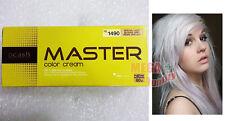Dcash Master Permanent Color Cream Snow White Effect Hair Dye Emo Scene #1490