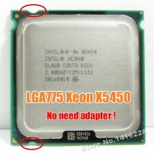 Xeon X5450 Processor 3.0GHz 12MB 1333MHz SLBBE SLASB Close to Core 2 Quad q9650