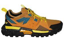 Mens Caterpillar Raider Sport Chunky Sole Yellow Trainers