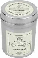Khadi Natural Sandalwood Herbal Face Pack 50gm
