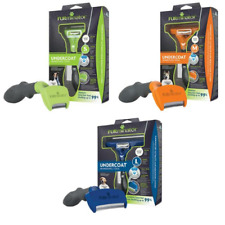 FURminator Undercoat DeShedding Tool For Dogs (Various Sizes) Genuine Items UK