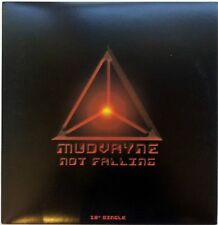 "MUDVAYNE ""Not Falling"" + ""Prod"" 10"" ! NEW MINT ! OOP ! Red Vinyl ! RARE Record *"