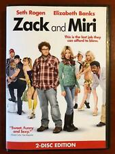 Zack and Miri Make a Porno (DVD, 2008) - E1014