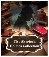 Talking Audio Book Collection Conan Doyle & Sherlock Holmes 4 MP3 Cds & 69Hrs
