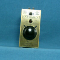HO Scale Vintage Model Rectifier Corporation Model #44 Cab Controller