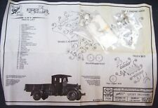 RARE -  Scale Structures Ltd - HO Scale - #7104 LIGHT DELIVERY w/closed cab