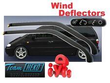 FORD GALAXY / VW SHARAN 1995-2010 SEAT ALHAMBRA 96-10 Wind deflectors HEKO 31133