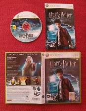 Xbox 360 - Harry Potter e Il Principe Mezzosangue - Completo - Italiano - PAL