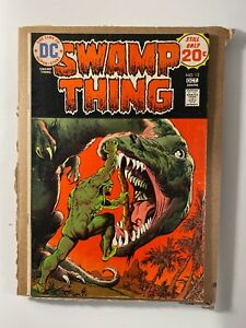 Swamp Thing #12 DC Bronze Age 1st Series! I Combine Shipping!