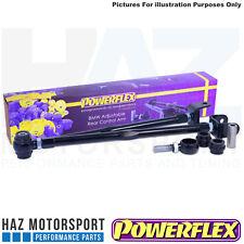 Powerflex Posteriore Regolabile Controllo Inferiore Braccio KIT BMW SERIE E46 3 1999-2006