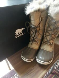 SOREL TOFINO II LACE UP WATERPROOF WINTER BOOTS WOMENS SIZE 7