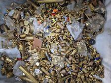 35 Lbs Assorted Lot Brass Fittings Bulk
