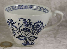J&G Meakin duo cup saucer blue nordic design  afternoon tea wedding lot 1