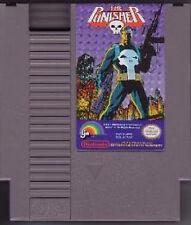 THE PUNISHER CLASSIC NINTENDO GAME ORIGINAL NES HQ