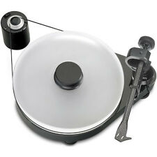 "Pro-Ject Plattenspieler RPM 9.2 Evolution 9"" Carbon-Tonarm-ohne Tonabnehmer grau"