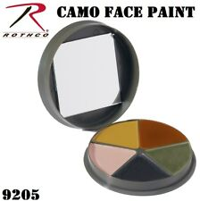 Camoflauge Camo Face Paint 5 Multi Color Army Military Hunting Rothco 9205