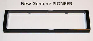 New Genuine Pioneer Collar Trim Panel Frame QNS3447 For DEH-X7500HD DEH-X7500S