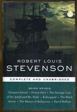 Robert Louis Stevenson: 7 Novels in 1 Volume-2006-Kidnapped, Jekyll/Hyde