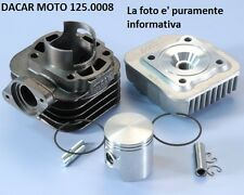125.0008 SET CILINDRO AIRE D.47 POLINI KYMCO SUPERIOR CHICO 50 2T AIRE
