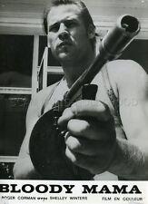 DON STROUD ROGER CORMAN BLOODY MAMA 1970 VINTAGE PHOTO ORIGINAL #12
