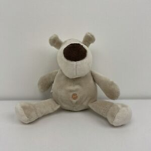 Boofle Baby Rattle Plush Soft Toy Baby Comforter