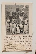 29273 PC Singapore Group of somali woman AK Gruppe Frauen aus Somalia 1902