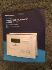 White-Rodgers Programmable Single-Stage Thermostat with 5-2 Day Scheduling P150