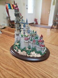 MIB Lenox Falkenstein Castle Figurine 1996 Castles of the World Collectible