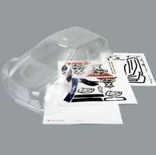 LOSI Ten Rally-X Clear Bodyshell RRP New Clear Rc Body With Decals Sri Remote To