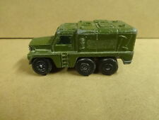 MATCHBOX ROLAMATICS N° 16 MADE IN ENGLAND 1973 - BADGER / MILITARY ARMY VEHICLE