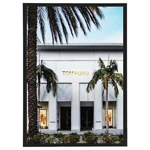 Designer Fashion Tom Ford Store Front Framed Print