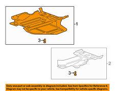 Chevrolet GM OEM 13-16 Malibu Rear Body-Splash Shield Right 23258346