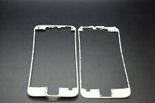 2x iPhone 6 Blanco Bisel, Marco, con Pegamento de Fusión en Caliente Fuerte