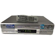 JVC S-VHS ET HR-S8960E HIFI,NTSC PLAYBACK ,SHOWVIEW,TBC,LP/EP,FB +OVP