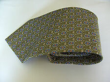 Le Stagioni Patterned Myunk Ju Silk Mens Tie Fabric From Settee & Bello