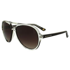 Michael Kors Sunglasses Caicos M2811S 210 Brown Crystal Brown Gradient