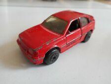 Matchbox Vauxhall Astra GTE / Opel Kadett GSI in Red