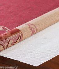 "Cushiony Rug Gripper Grapper Polyester Mat Pad 70"" x 48"""