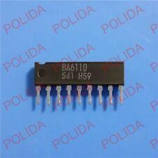 5PCS IC ROHM ZIP-9 BA6110