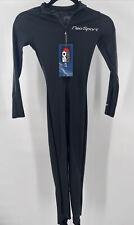 NeoSport BLACK  XS  Full Body Sports Skins Diving, Snorkeling  Swimming NWT