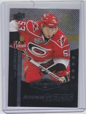 Jeff Skinner 10/11 Upper Deck Black Diamond Quad Rookie #213