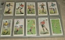 More details for john players,mainly football incl footballers 1928/9 x 6 complete sets 275 cards