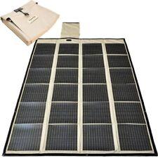 PowerFilm F16-7200 120 Watt Portable Foldable Solar Panel /w Device Charger