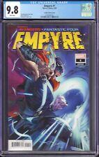 Empyre #1 (Marvel Comics, 2020) CGC 9.8 Lozano Variant Cover