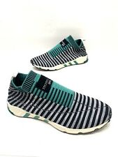 Adidas EQT Support 2/3 Mens Torsion Gray/green/black Slip On Shoes Size 11 NWOB